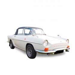 Capote Renault Caravelle cabriolet Vinyle