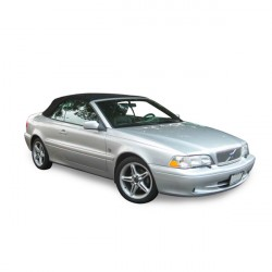 Soft top Volvo C70 convertible Alpaca Twillfast®