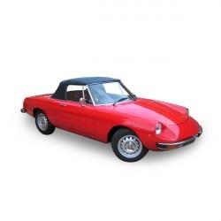 Capote Alfa Romeo Coda Tronca cabriolet Alpaga Sonnenland