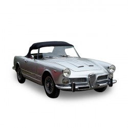 Soft top Alfa Romeo Spider 2600 convertible Vinyl