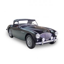 Soft top Austin Healey 100-4/BN1/BN2 convertible in Alpaca Stayfast®