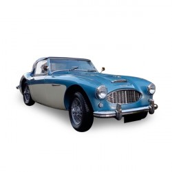 Soft top Austin Healey 100-6 BN4 3000 BT7 convertible in Alpaca Stayfast®