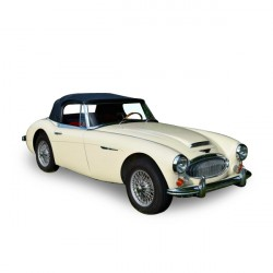 Capote Austin Healey 3000 BJ7 cabriolet Alpaga Stayfast®
