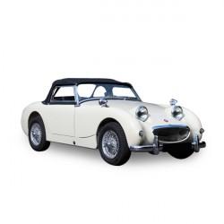 Capote Vinyle Austin Healey Sprite MK1 cabriolet