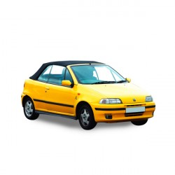 Soft top Fiat Punto convertible Alpaca Twillfast®