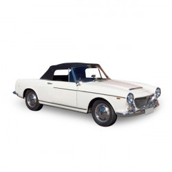 Soft top Fiat 1200 convertible in Alpaca Stayfast®
