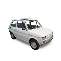 Soft top Fiat 126 convertible Vinyl