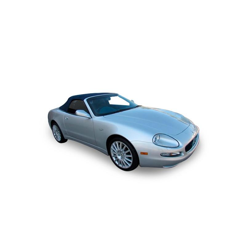 Soft top Maserati Spyder convertible Alpaca Twillfast®