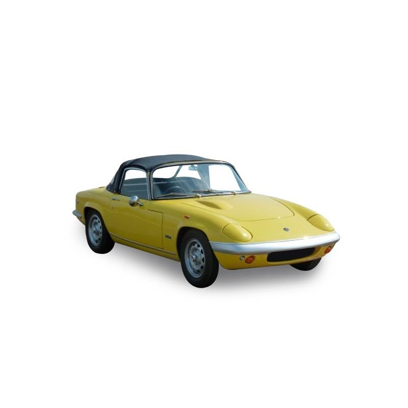 Lotus Elan S1/S2 convertible Soft top in Vinyl