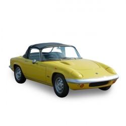 Soft top Lotus Elan S1/S2 convertible in Alpaca Stayfast®