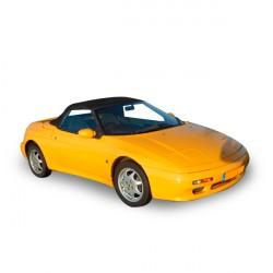 Soft top Lotus Elan M100 convertible in Alpaca Stayfast®