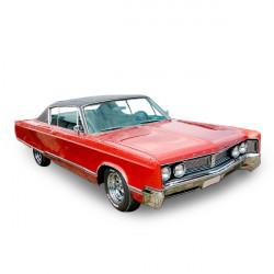 Capote Chrysler Newport cabriolet Vinyle