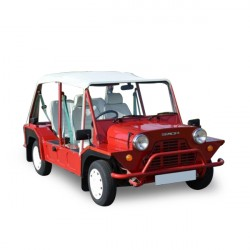 Soft top Mini Moke Portugaise convertible Vinyl Everflex
