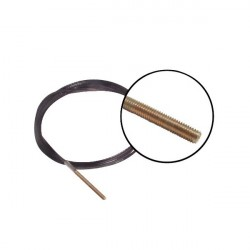 Rear tension cable for Volkswagen Golf 1 cabrio