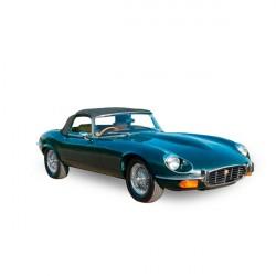 Capote Jaguar Type E V12 cabriolet Vinyle Everflex