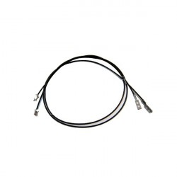 Side tension cables for BMW E36 soft top