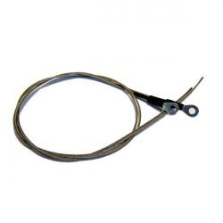 Câbles latéraux capote Mercedes Pagode - W113