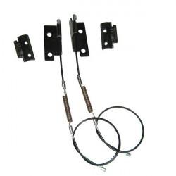 Cables laterales capota BMW Z3 - 32 cm