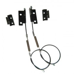 Side tension cables for soft top BMW Z3 - 32 cm