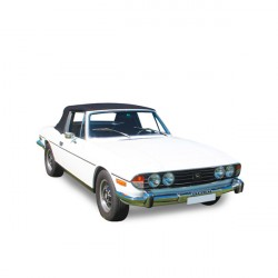 Triumph Stag convertible Soft top in Vinyl (1973-1977)