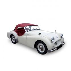 Capote Triumph TR2 cabriolet Vinyle