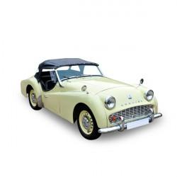 Capote Triumph TR3A cabriolet Vinyle