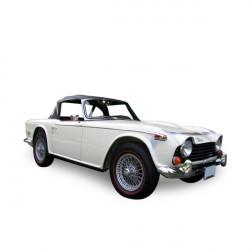 Capote Triumph TR250 cabriolet Vinyle