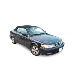 Soft top Saab 9.3 convertible Alpaca Twillfast® (1998-2003)