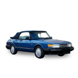 Soft top Saab 900 Classic convertible Alpaca Twillfast®