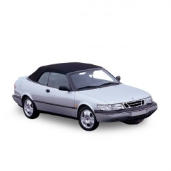 Soft top Saab 900 SE convertible Alpaca Twillfast®
