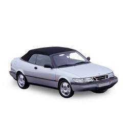 Soft top Saab 900 SE convertible Alpaca Twillfast®