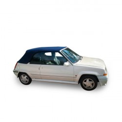 Soft top Renault 5 EBS convertible Vinyl