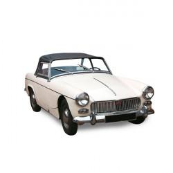 Capote MG Midget MK1 cabriolet Vinyle (1961-1964)