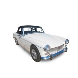 Capote MG Midget MK2 cabriolet Vinyle (1964-1966)