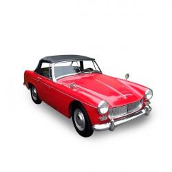 Capote MG Midget MK3 cabriolet Vinyle (1966-1969)