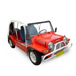 Soft top Mini Moke Leyland Australia convertible Vinyl