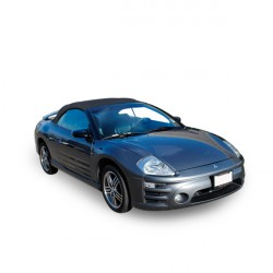 Soft top Mitsubishi Eclipse convertible in Alpaca Stayfast® (2000-2006)