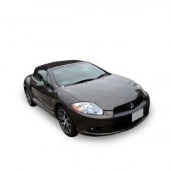 Soft top Mitsubishi Eclipse convertible in Alpaca Stayfast® (2006-2011)