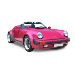 Capote Porsche Speedster cabriolet Alpaga Sonnenland (1992-1994)