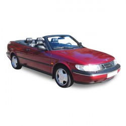 Soft top Saab 900 SE ASC convertible Alpaca Twillfast® (1995)
