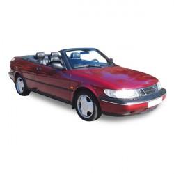 Soft top Saab 900 SE ASC convertible Alpaca Twillfast® (1995)