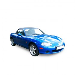 Soft top Mazda MX5 NB convertible Vinyl - With zipper