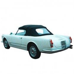 Soft top Alfa Romeo Spider 2000 convertible in Alpaca Stayfast®