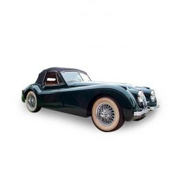 Capote Jaguar XK 120 D.H.C cabriolet Vinyle