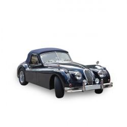 Capote Jaguar XK 140 D.H.C cabriolet Vinyle