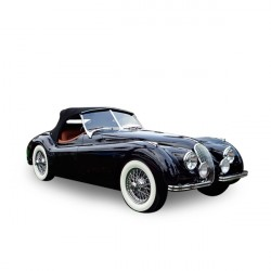 Jaguar XK 120 Roadster convertible Soft top in Vinyl