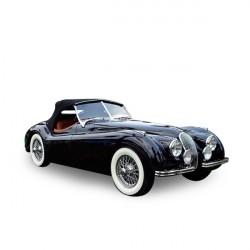 Capote Jaguar XK 140 Roadster cabriolet Vinyle