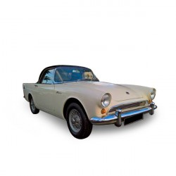 Sunbeam Alpine Serie 1 convertible Soft top in Vinyl