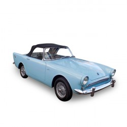 Sunbeam Alpine Serie 2 convertible Soft top in Vinyl