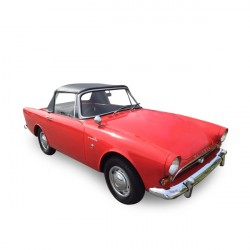 Sunbeam Alpine Serie 4 convertible Soft top in Vinyl
